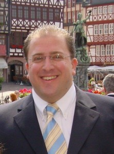 Sacha Stawski, Frankfurt